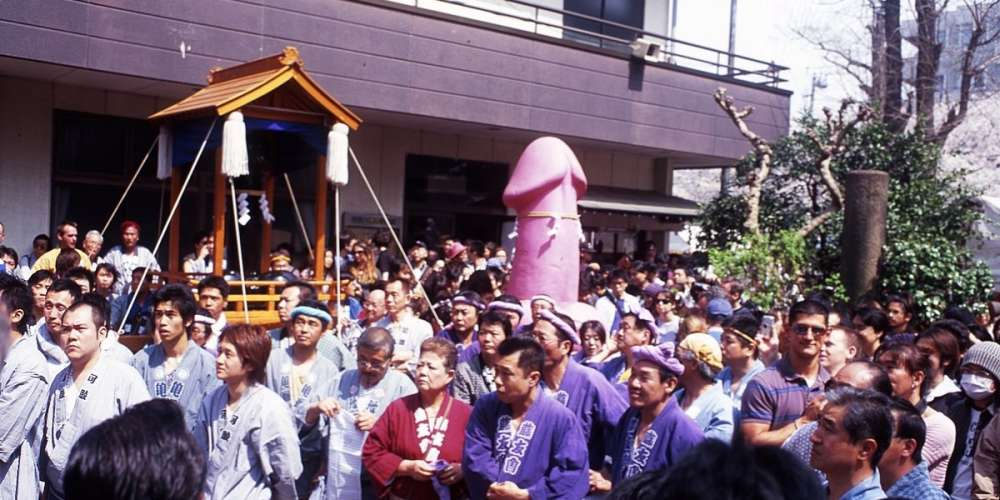 This Spring Marks the 51st Anniversary of Japan's Penis Festival. Here's What You Need to Know.