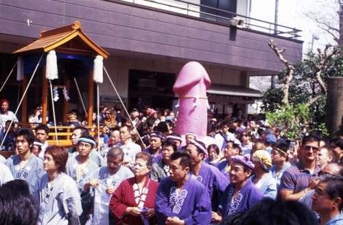 japanese penis festival Kanamara Matsuri teaser