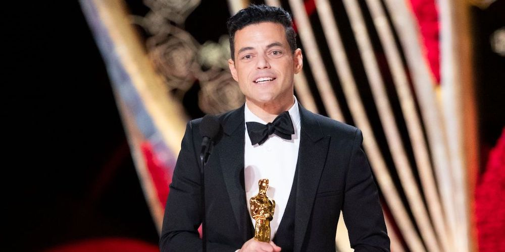 The Latest Thing to Be Censored in China: Rami Malek's 'Bohemian Rhapsody' Oscars Speech