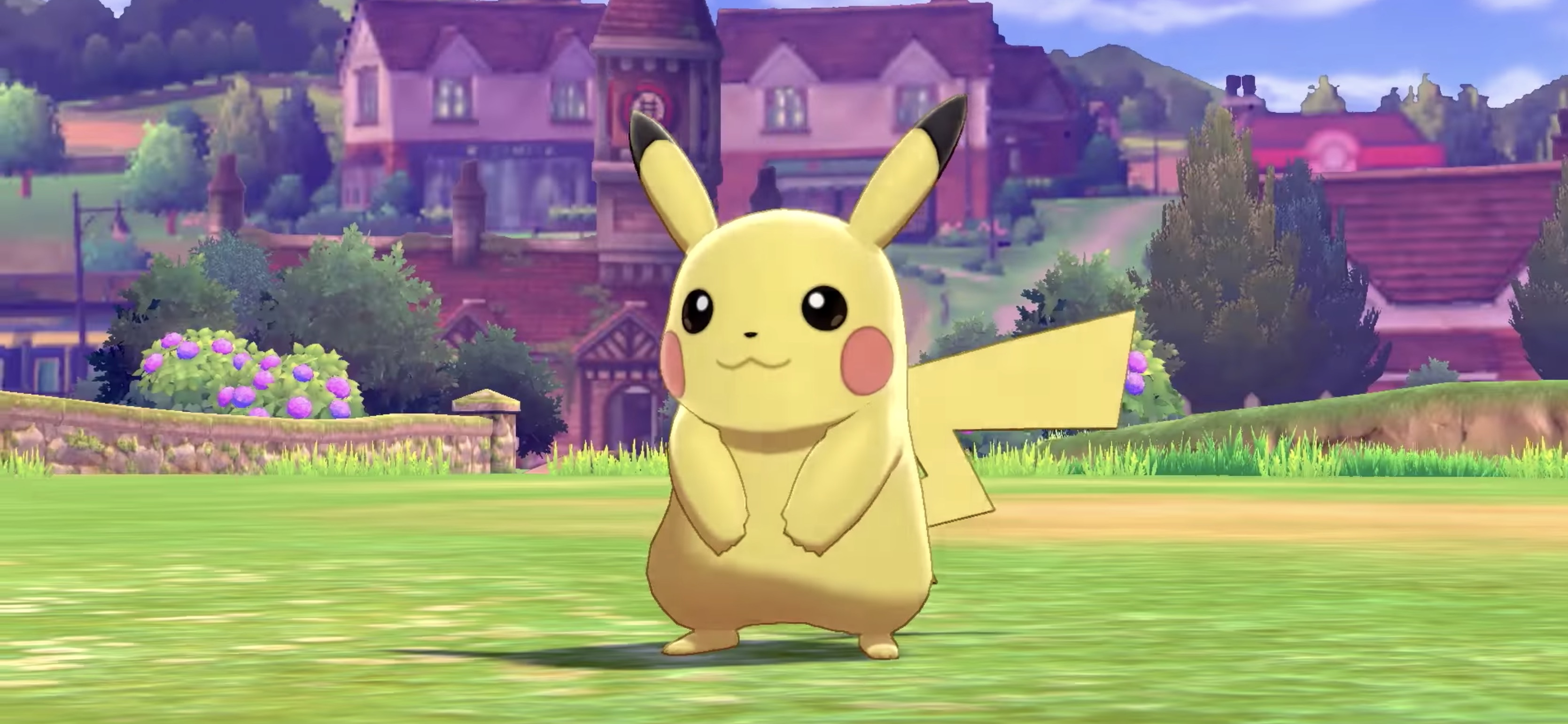 new pokemon games pikachu