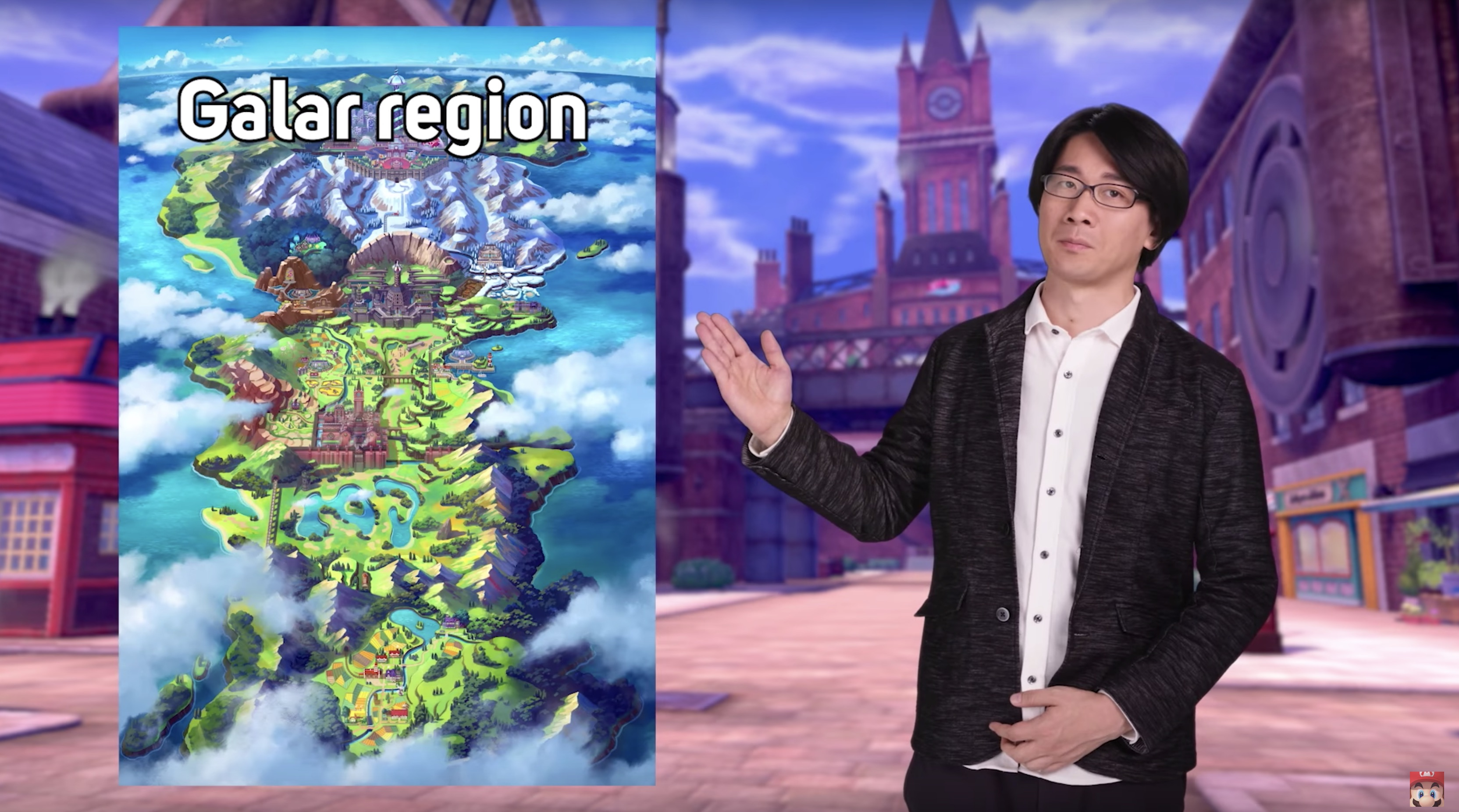 new pokemon games galar region