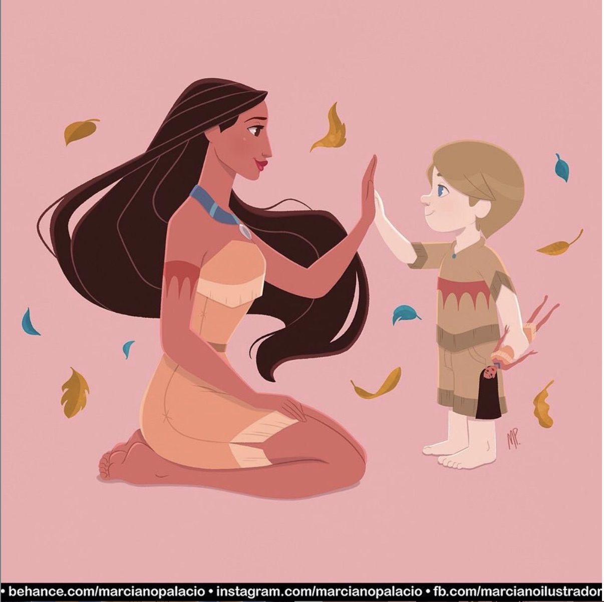 disney princesses pocahontas