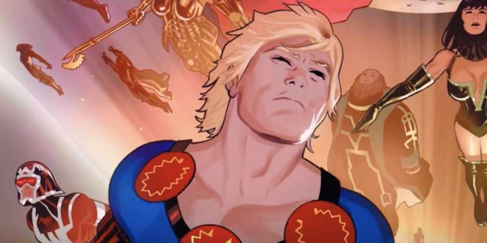 Marvel's Upcoming 'The Eternals' Film Is Ready to Include the MCU's First Gay Superhero