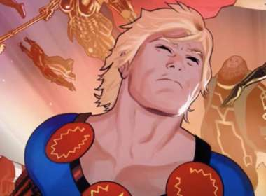 first gay superhero eternals film teaser
