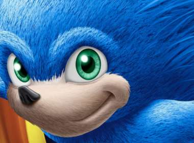 sonic the hedgehog movie teaser
