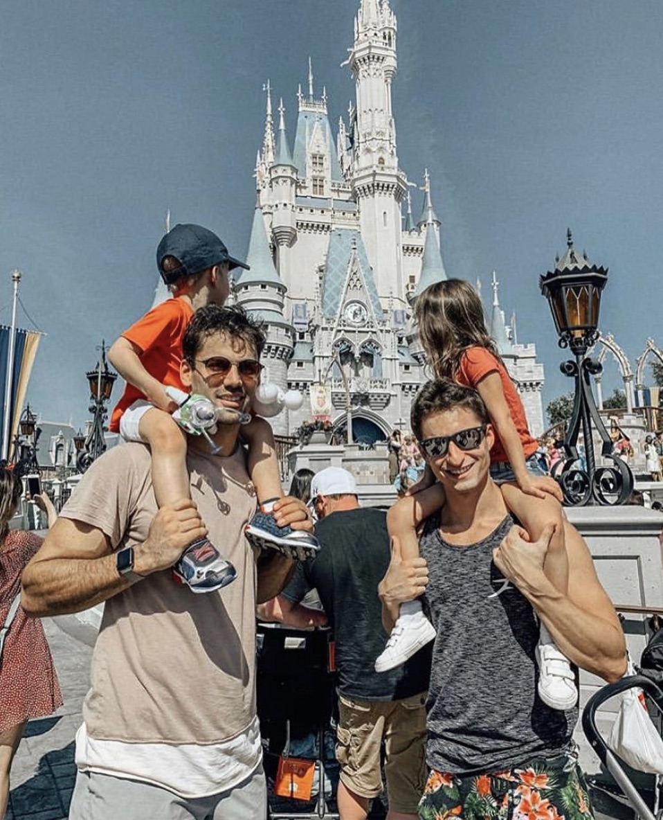 DILFs of Disney World 3