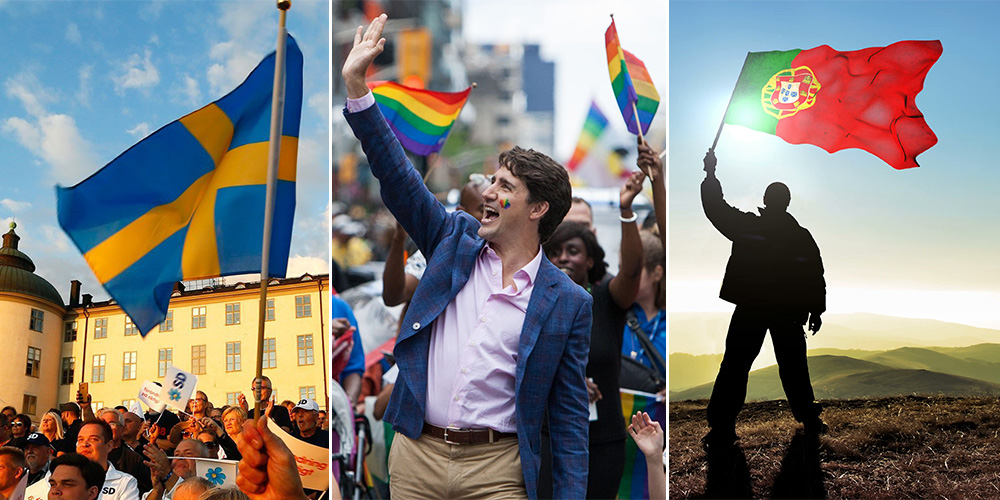 Here Are the World's Most LGBT-Friendly Countries, Courtesy of the 2019 Gay Travel Index