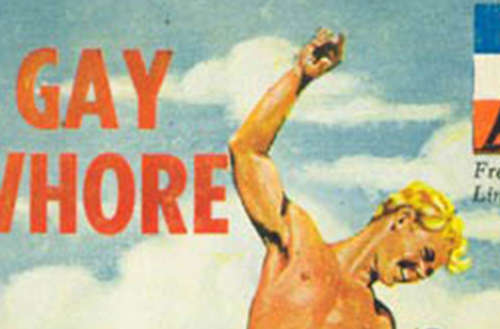 gay pulp novels