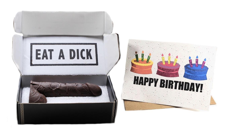 chocolate penis 1