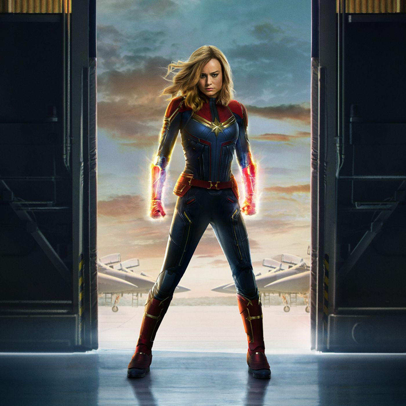 captain marvel allegory stance