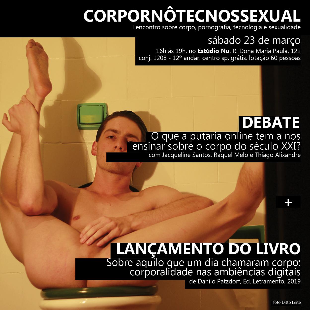 CORPORNÔTECNOSSEXUAL