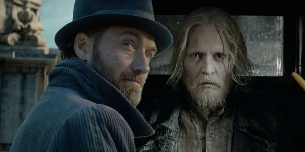 J.K. Rowling Just Confirmed That, Yep, Dumbledore and Grindelwald Definitely Had Sex