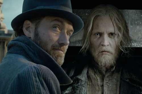 dumbledore grindelwald teaser