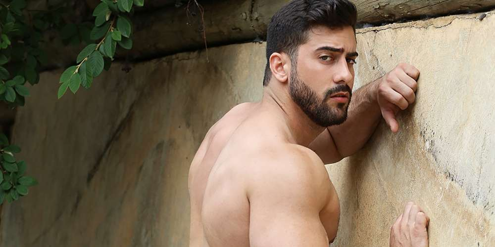 Watch Behind-the-Scenes Footage of the Super Sexy 'Greeks Come True' 2019 Calendar Shoot