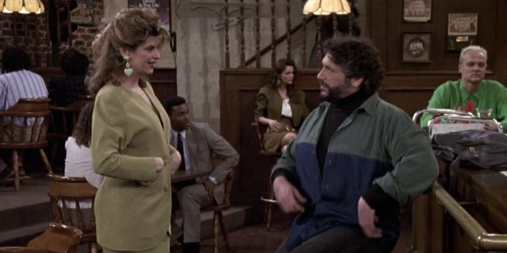 Remember That One Time Harvey Fierstein Made 'Cheers' a Little Gayer?