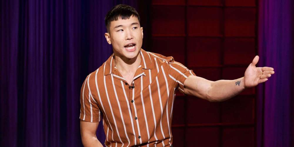 Comedian Joel Kim Booster Has Thoughts About Gay App Culture and That Whole 'No Asians' Thing