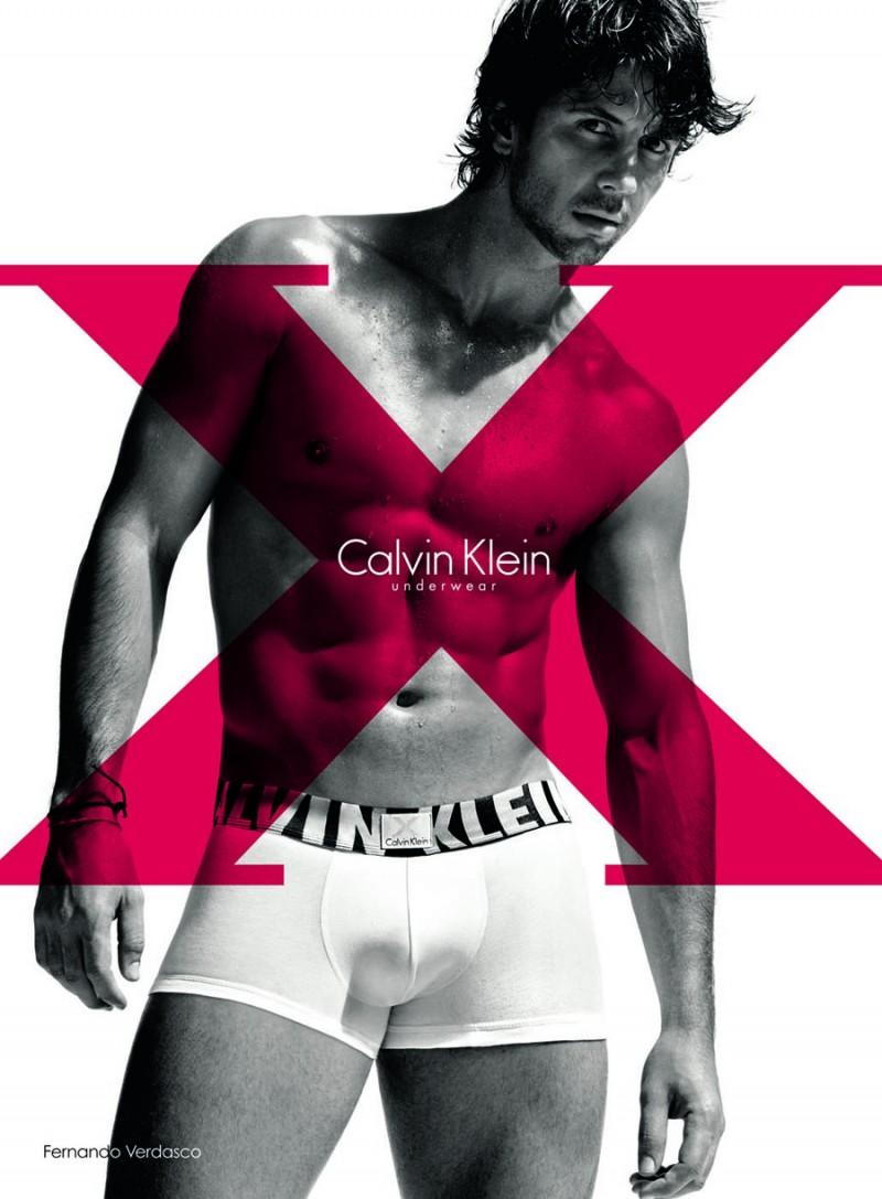 celebrity calvin klein underwear ads fernando verdasco