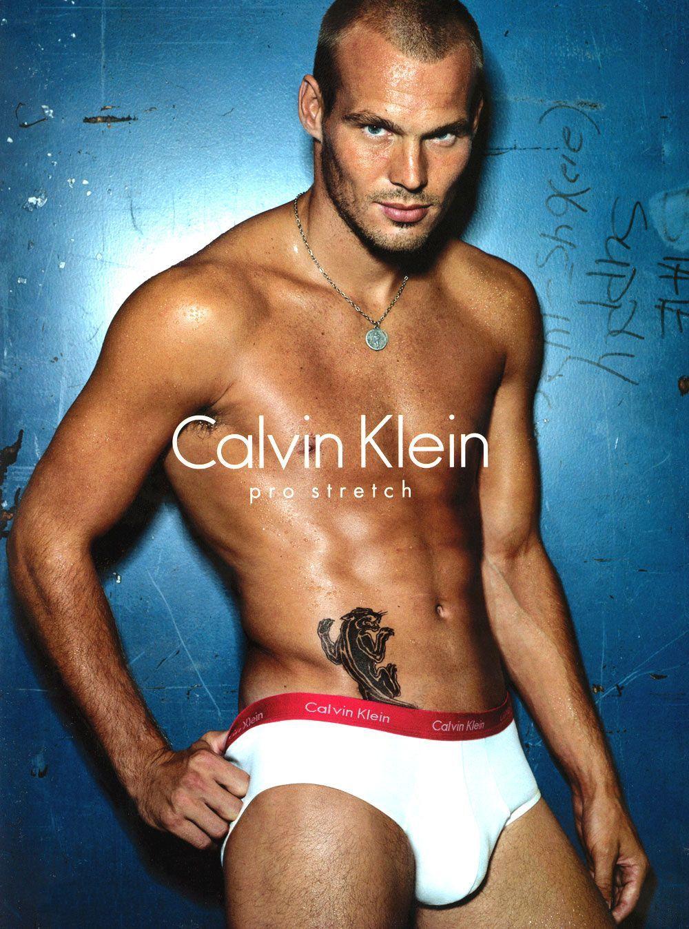 celebrity calvin klein underwear ads freddie ljundberg