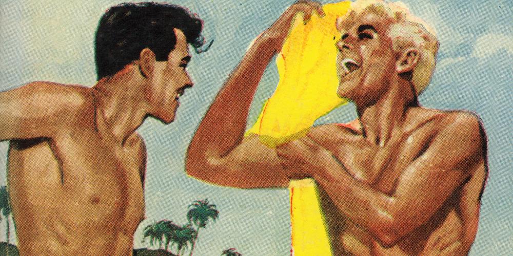 gay pulp novels feature