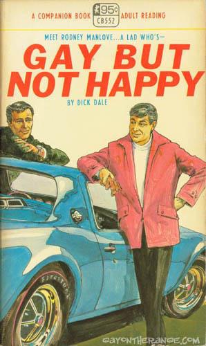 Gay Pulp Novels 3