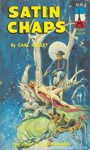 Gay Pulp Novels satin