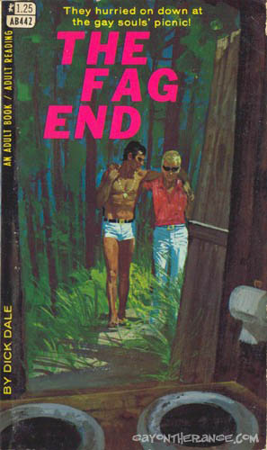 Gay Pulp Novels the end