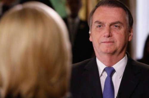 Bolsonaro declara