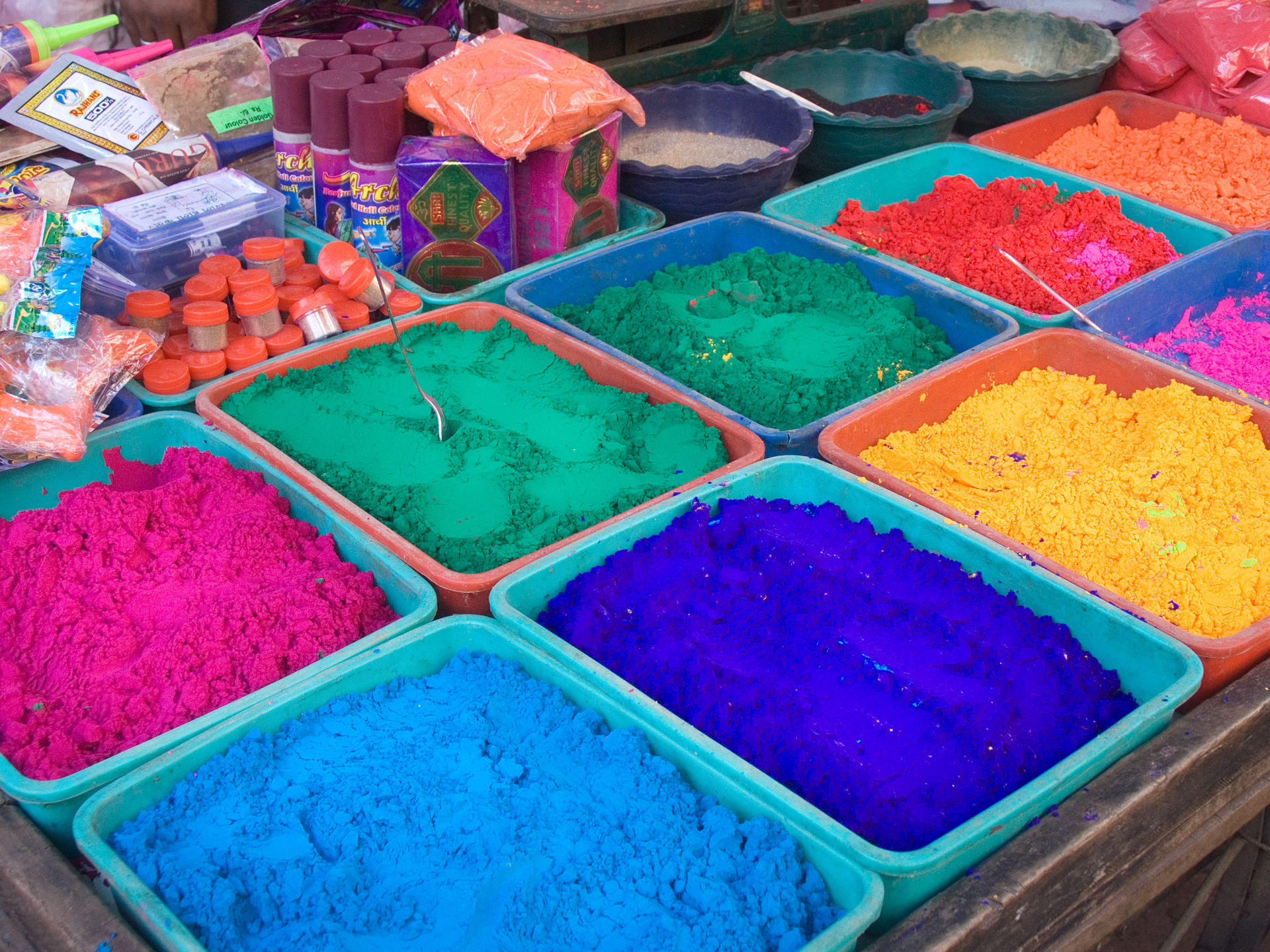 holi festival of color 1