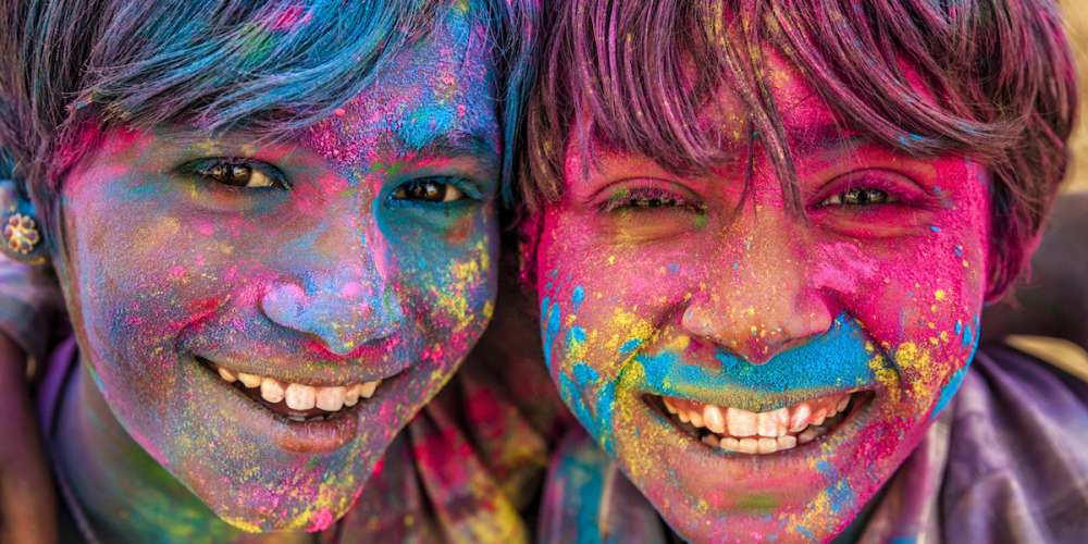 holi festival of color teaser