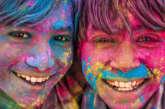 holi festival of color teaser