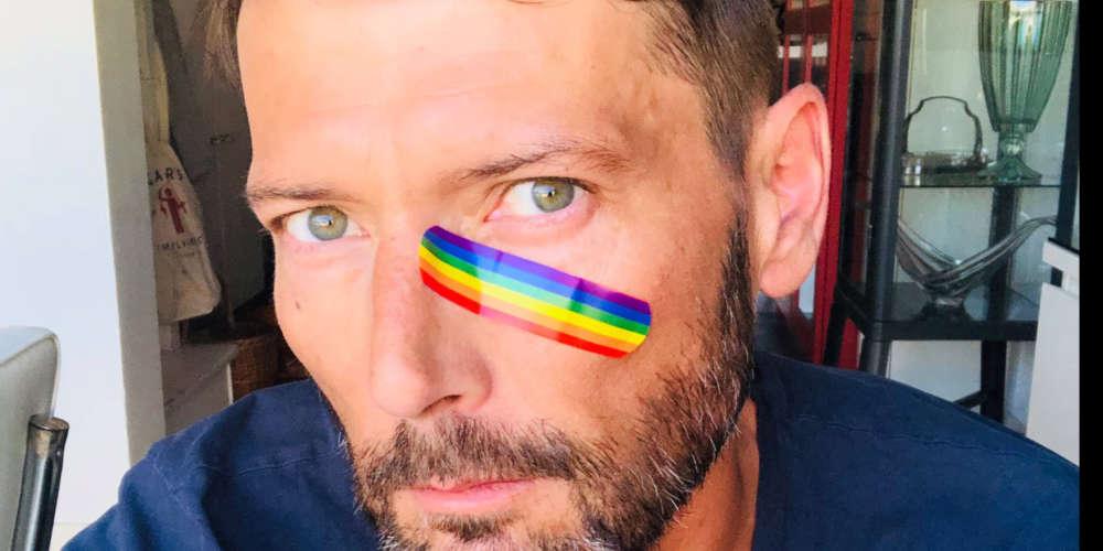 Un pansement rainbow contre l'homophobie: la nouvelle campagne de Aides