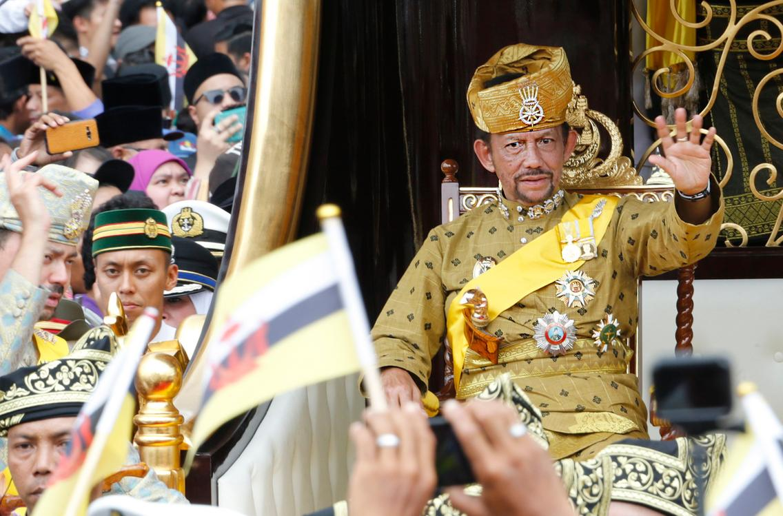 sultan of brunei 2
