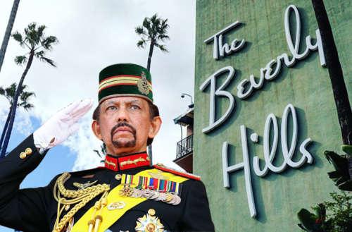 sultan of brunei teaser