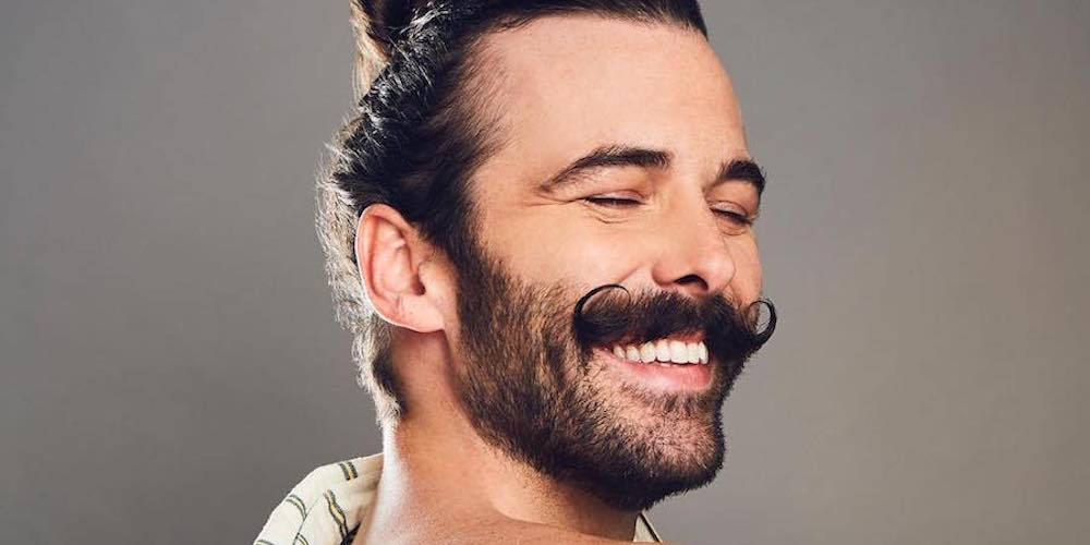 'Queer Eye' Guy Jonathan Van Ness Shared the Most Horrific Hookup Mishap With Andy Cohen