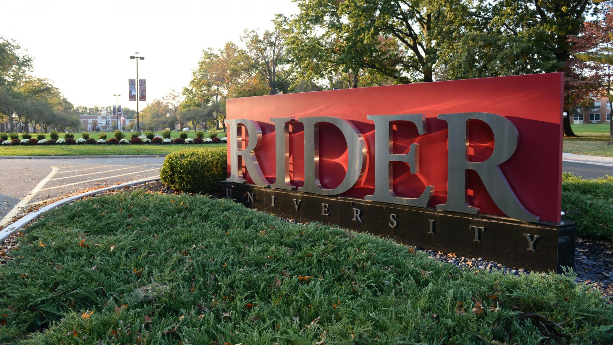 chick-fil-a protests rider university