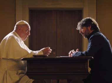 entrevista al papa