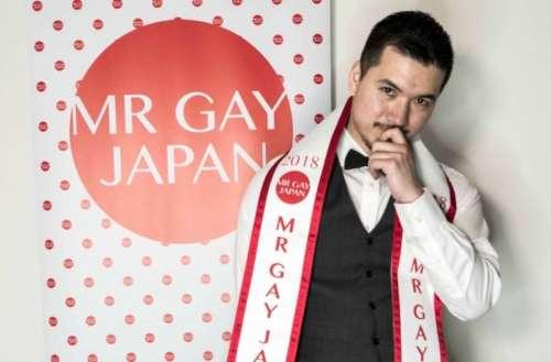 mr gay japan proposal teaser