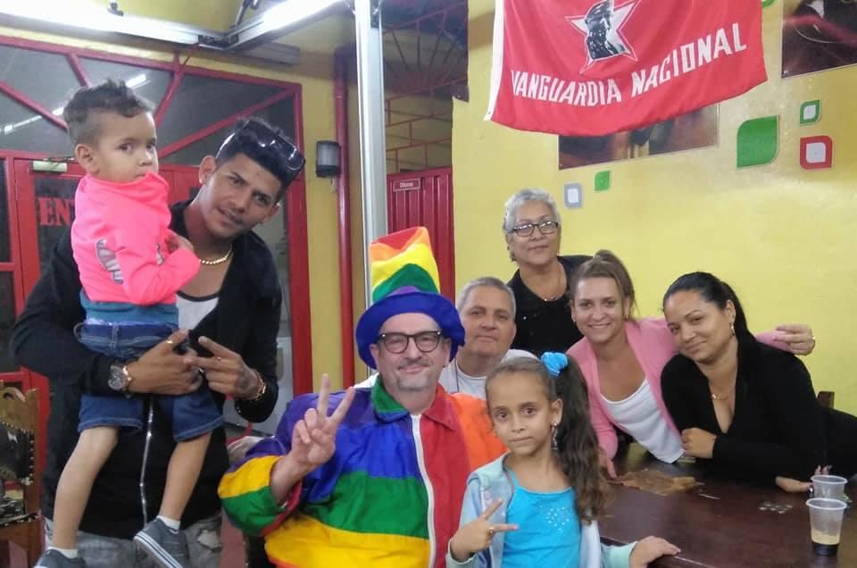 michael petrelis cuba locals