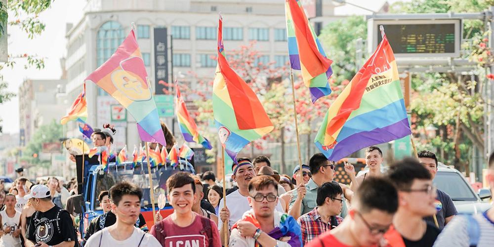 第四屆臺南彩虹遊行4月13日登場!生而為人,我們人生怎麼過自己說了算!
