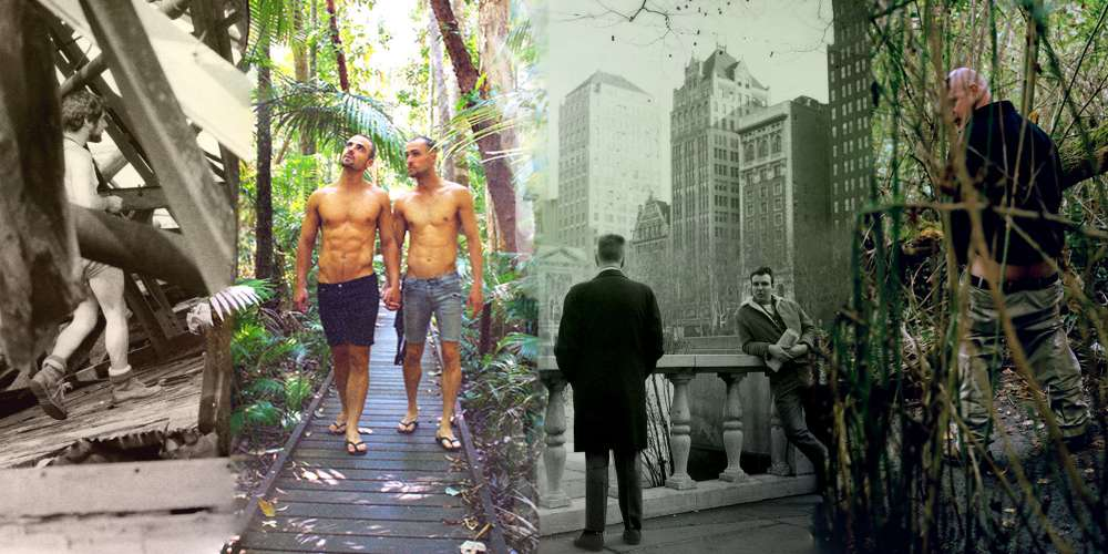 Under the Cover of Night: 10 of America's Most Famous Gay Cruising Spots, Past and Present