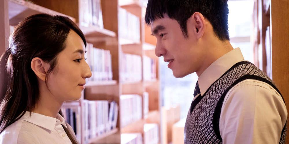 天菜張書豪在《如果愛,重來》見女神柯佳嬿成NG王