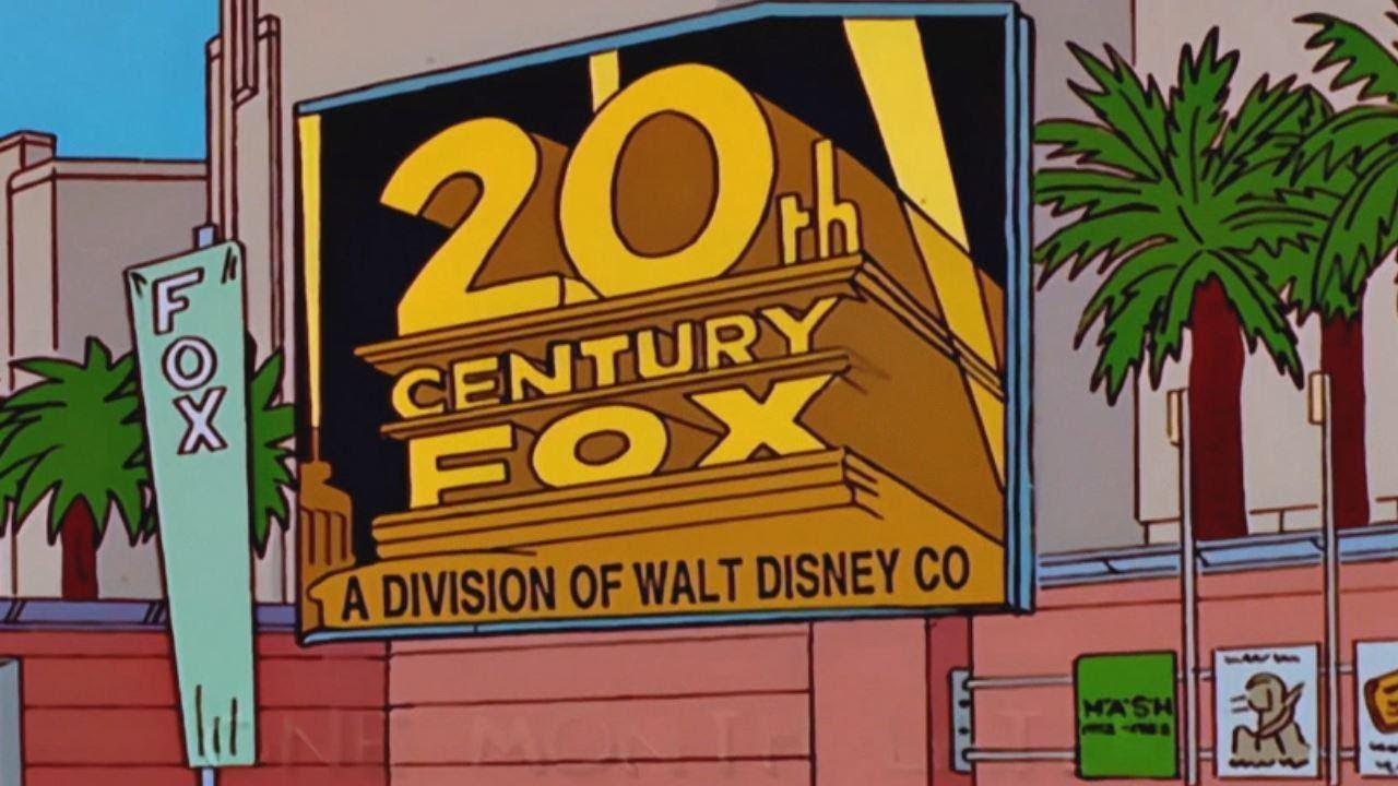 simpsons came true fox logo