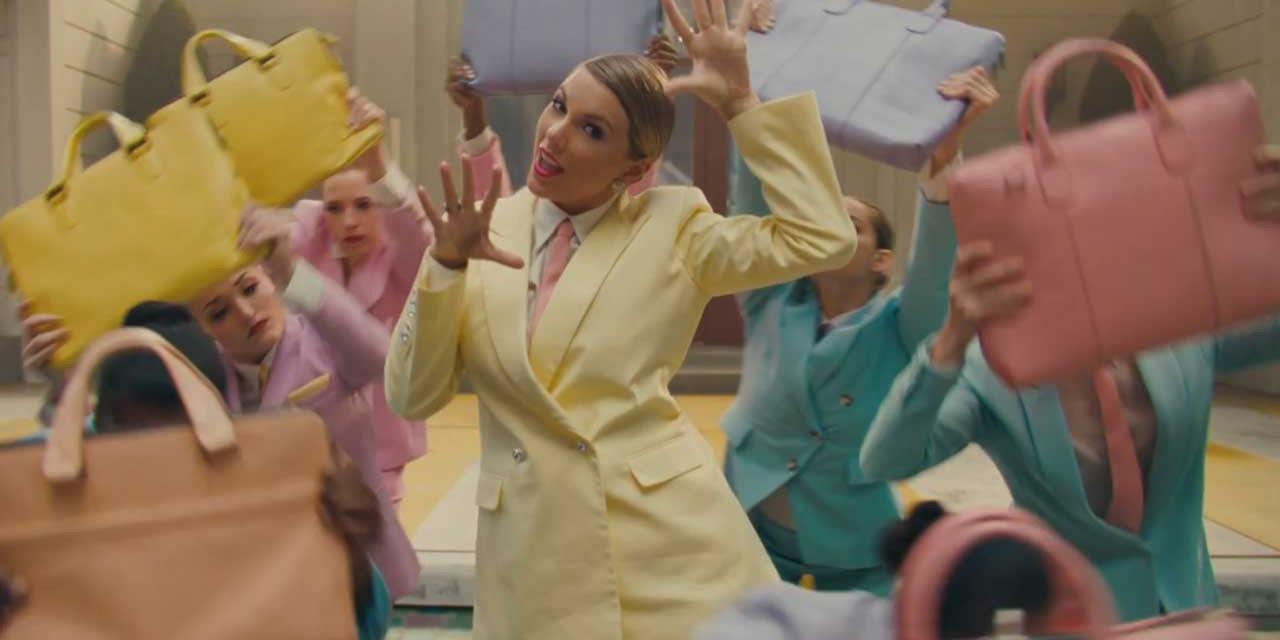 «Me!»: le clip le plus gay de Taylor Swift