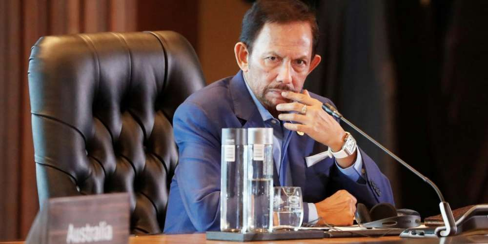 Breaking: The Sultan of Brunei Says It Won't Enforce Gay Death Penalty Due to Backlash