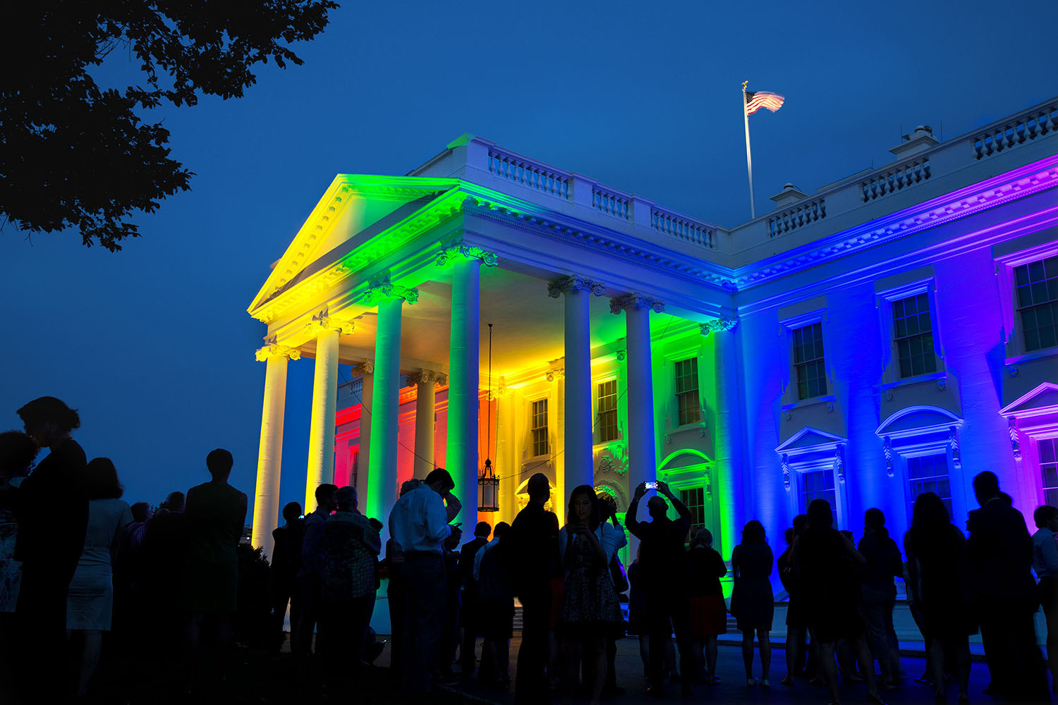 WorldPride 2019 white house