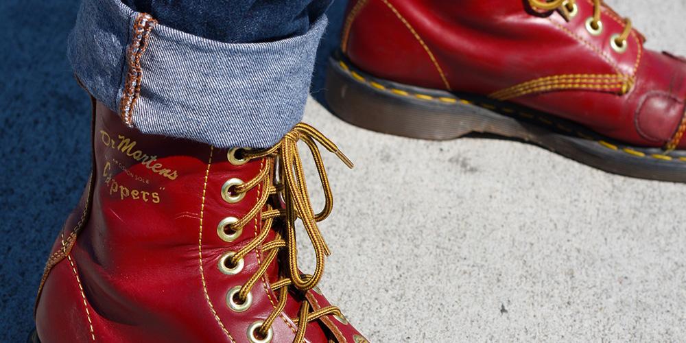 Doc Martens: รองเท้าโปรดของนาซี พังค์ และร็อคกรันจ์