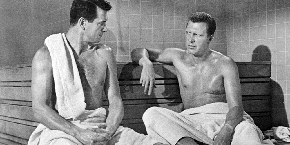 A Peek Under the Towel: Inside the 500-Year History of Gay Bathhouses