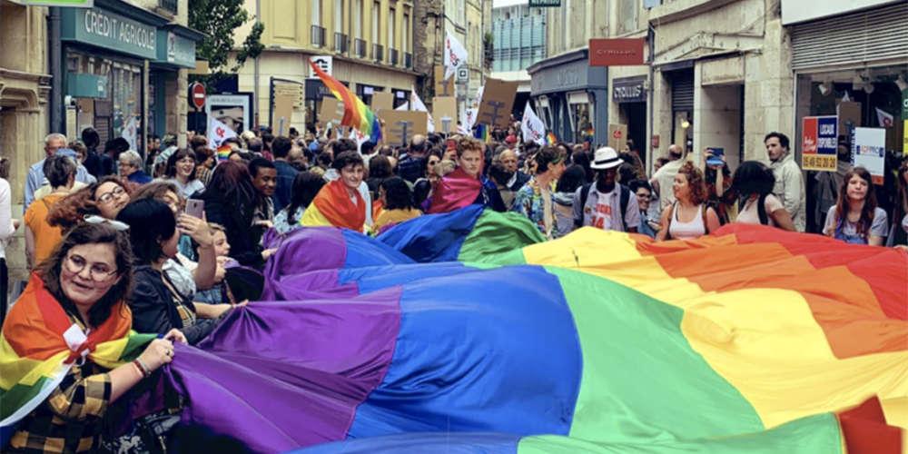 Marche des Fiertés: Lille, Nancy et Nantes défilent ce week-end