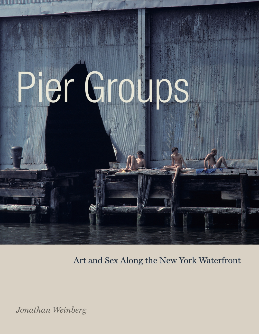 nyc piers book cover