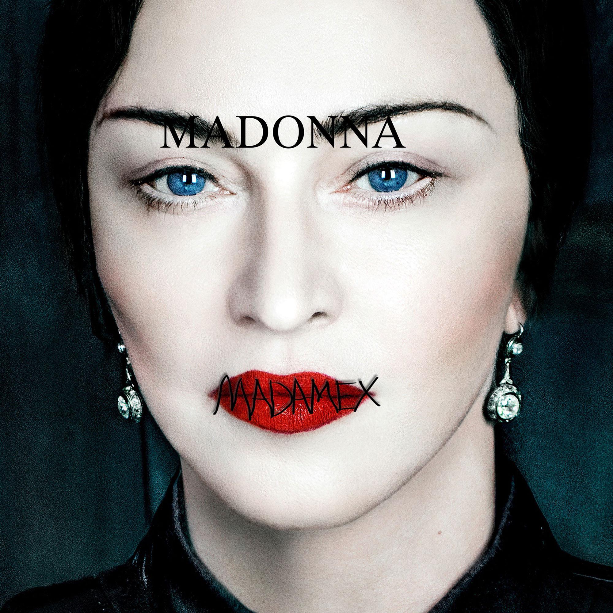 new madonna record 2